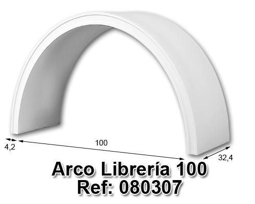 Arco librería 100