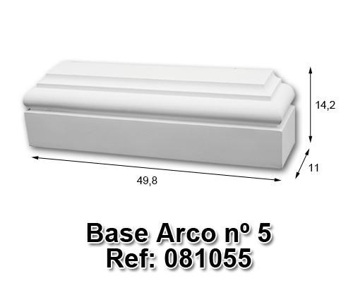 Base arco nº5