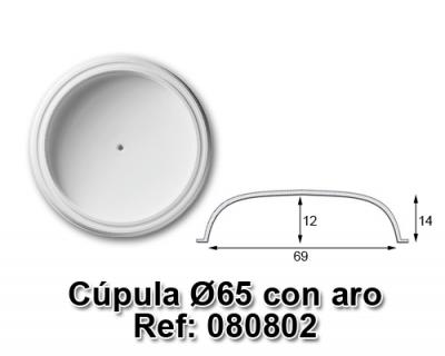Cúpula 65 cm