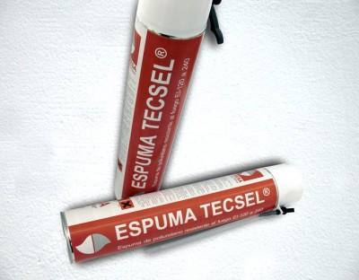 Espuma Tecsel