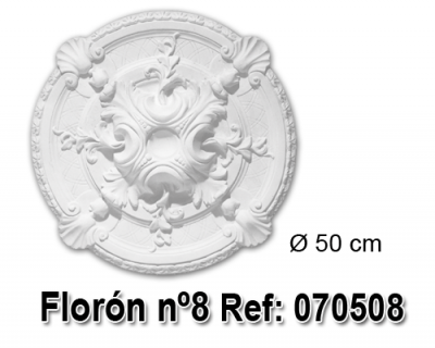 Florón nº8