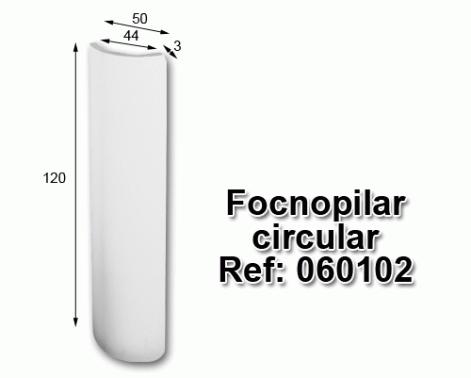 Focnopilar circular