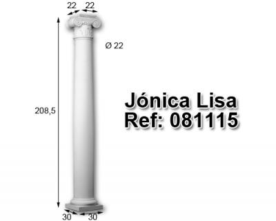 Jónica lisa 208