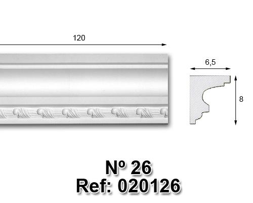 Moldura nº26