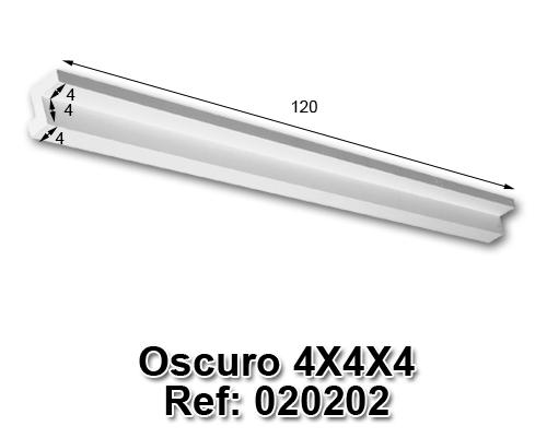 Oscuro 4x4x4