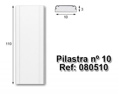 Pilastra nº10