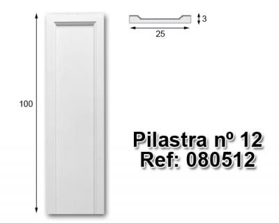 Pilastra nº12