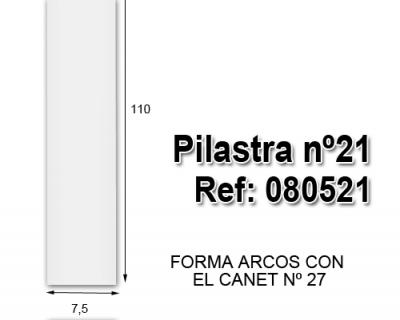 Pilastra nº21