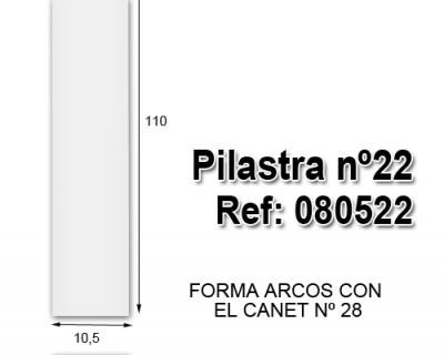 Pilastra nº22