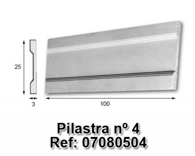 Pilastra nº4