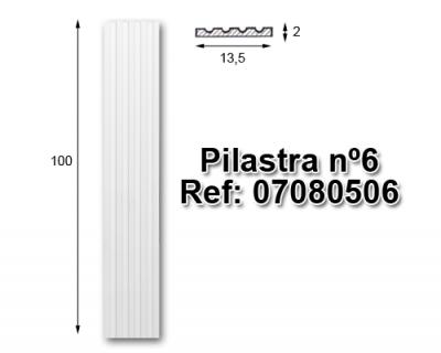 Pilastra nº6