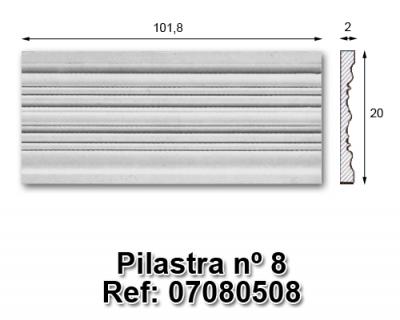 Pilastra nº8