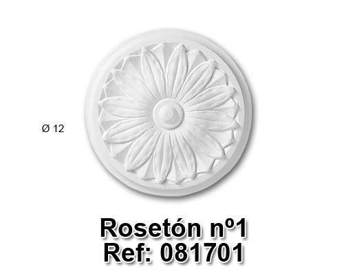 Rosetón nº1