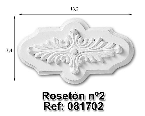 Rosetón nº2