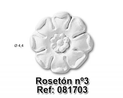 Rosetón nº3