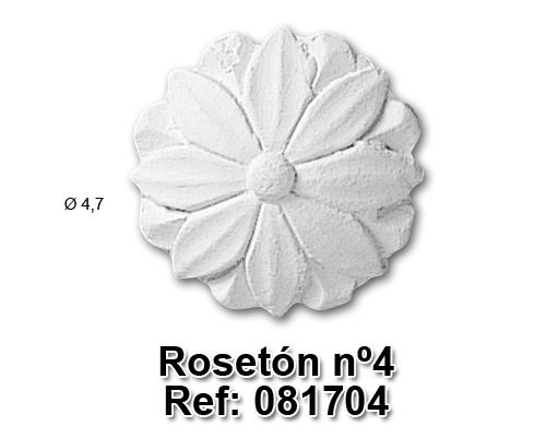 Rosetón nº4